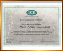 Chimney Sweeping course run by The Institute of Chimney Sweeps Which I attended as a Guest Speaker