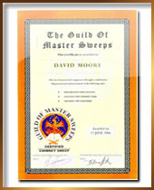 Guild of Master Sweeps Ltd Certificate of Sweeping Competency
